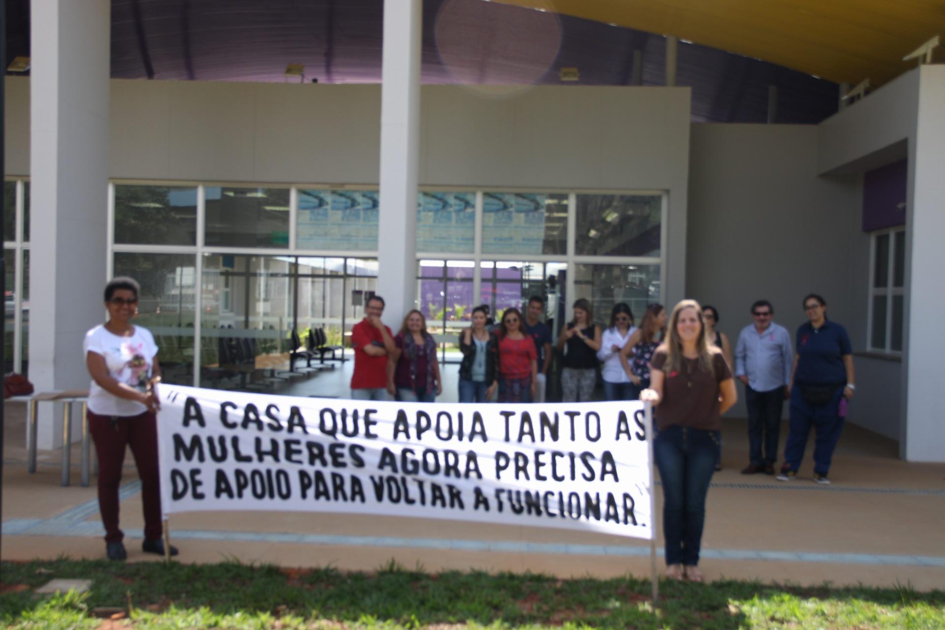 Casa da Mulher Brasileira volta a funcionar em 20 dias