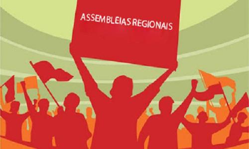 CONVOCAÇÃO / ASSEMBLEIAS REGIONAIS