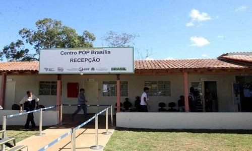 MUITAS DIFICULDADES NO CENTRO-POP BRASÍLIA