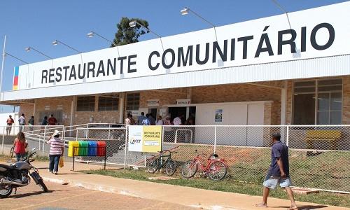 FECHAR RESTAURANTES COMUNITÁRIOS É UMA ATITUDE DESUMANA