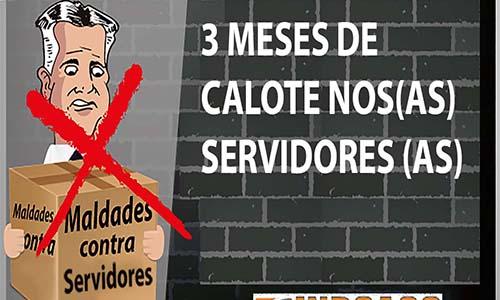 DIA DO CALOTE – 05/02/2016